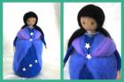 """Кукла """"Ночная фея"""""""