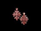 Медный крестик литой 1.023