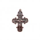 Медный крестик литой 1.001