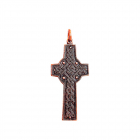 Медный крестик литой 1.007